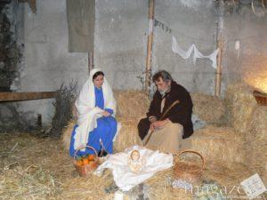 Presepe Vivente Sutera 2009 17 - P1280955