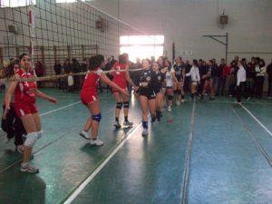 derby volley