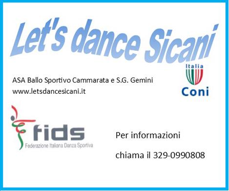 Dance sicani