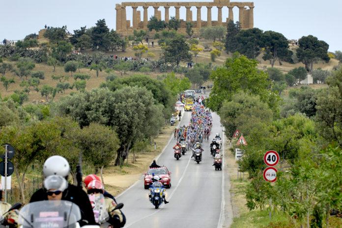 Giro 2020: Voorbeschouwing tweede etappe naar Agrigento