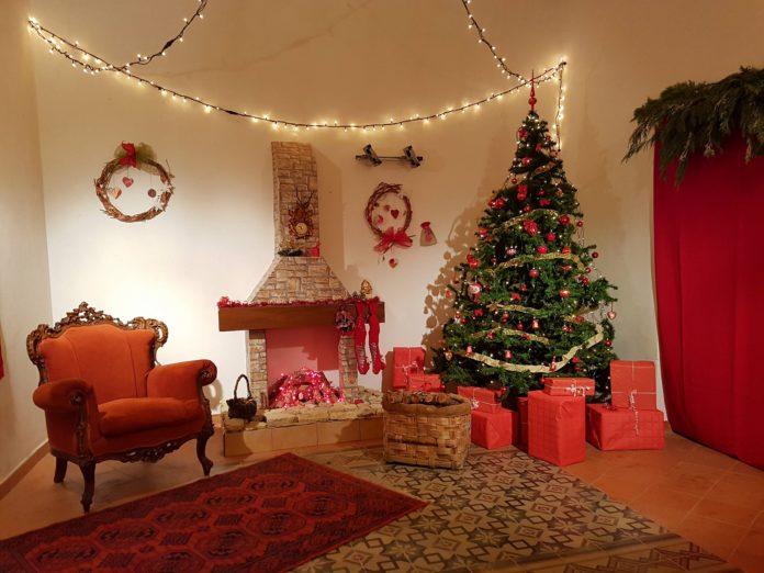 Casa Di Babbo Natale.A Bivona La Casa Di Babbo Natale Aperta Dal 7 Dicembre Al 6