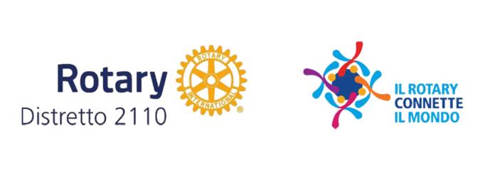 Logo Rotary 2110